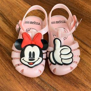 Mini Melissa Mini Mouse Sandals